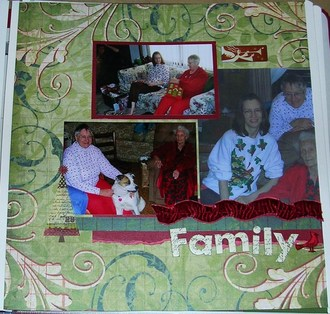 Family (Christmas '08)