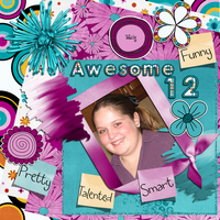 Awesome - Jan One Word Challenge