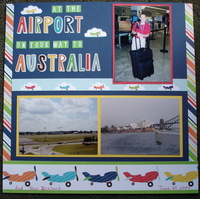 A is for Airport