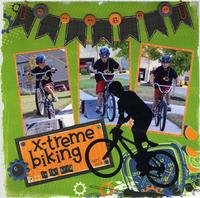 Xtreme Biking (Feb 2011 Lift the GCT Challenge)
