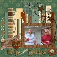 Love My Texas Guys - Feb Theme Challenge