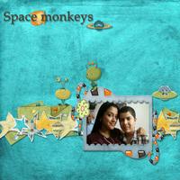 Scraplift the GCT.  Space monkeys