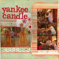 Yankee Candle Mall * left side