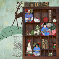 Christmas Memories 2010