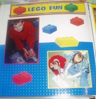 "LEGO""S -- yesterday's challenge!"