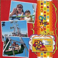 On the Ferris Wheel