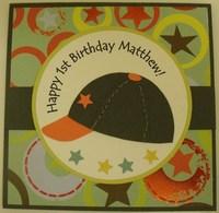 Little Slugger Birthday