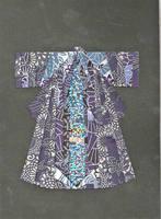 Kimono Iris Fold