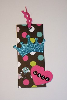 Bookmark for Jada