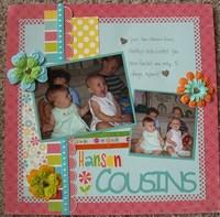 Hanson Cousins