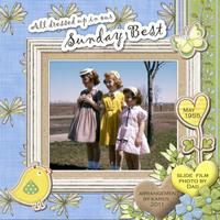 Sunday Best 1955