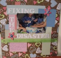Fixing The Disaster