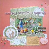 Perfect Pumpkin Search