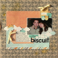 Challenge 6: He won't Let me Call me Biscuit