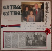 Extra Extra!