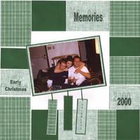 Memories - a sisters love is priceless