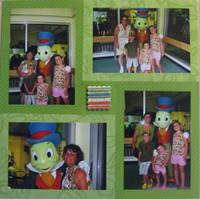 Meeting Jiminy Cricket
