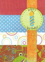 March Card Challenge- Boy Birthday card