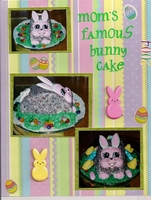 Mom's Famous Bunny Cake