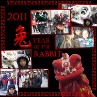 2011 Year of the Rabbit