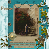 Peace - March Faith Challenge