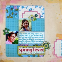 Spring Fever *Sassafras Lass Sweetly Smitten Reveal*