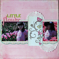 Little Flower *May PageMaps*