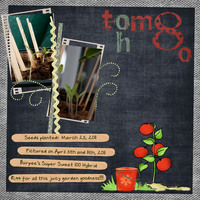 Oh Tom8o (Oh Tomato)
