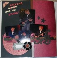 Rocking w/the Stars