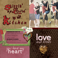 Stirrin' Up Lovin' in the Kitchen