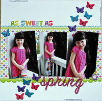 As Sweet As Spring *Challenge 10*