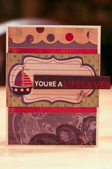 """You're A LifeSaver"" Fancy Pants CT Reveal"