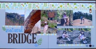 Natural Bridge- Challenge #8