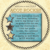 Acot Rocks!