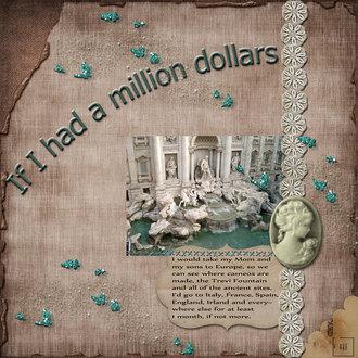 NSD Challenge 1, If I had a million dollars