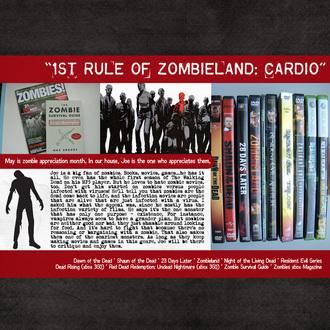 1st Rule of Zombieland