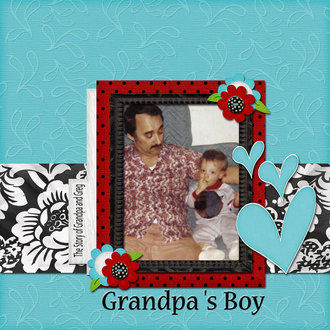 Grandpa's Boy