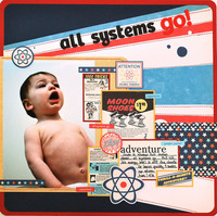 *October Afternoon Reveal* All Systems Go