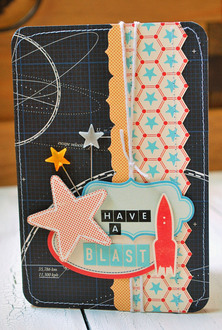 *October Afternoon Reveal* Have a Blast Card