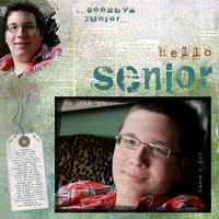 Goodbye Junior, Hello Senior