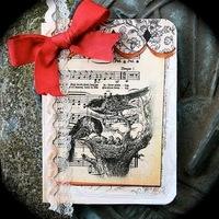 """New"" Vintage Mini Notebook"