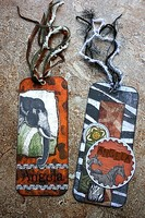 Bookmarks **Bo Bunny Zoology CT Reveal**