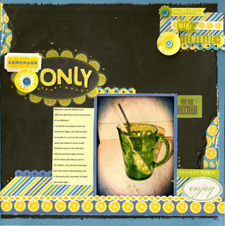 ^^LYB SummerTime reveal^^ Only Lemonade