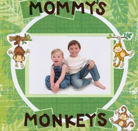 Mommy's Monkeys
