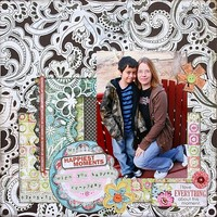 My Happiest Moments **BG Out Of Print CT Reveal**