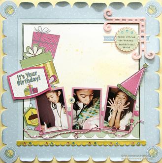It's Your Birthday **Nikki Sivils**