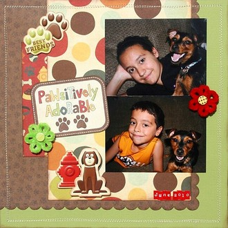 Pawsitively Adorable **We R Memory Keepers CT Reveal**