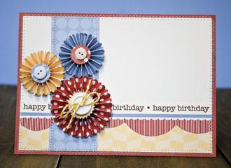 *3 Bugs* Happy Birthday