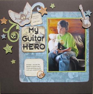 My Guitar HERO - Manufacturer Challenge