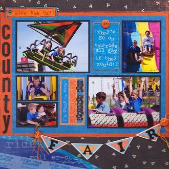 County Fair (Aug 2011 Color Challenge)
